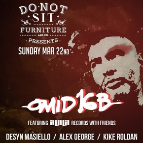 Miami WMC 2015 - aLOLa Party Interview with Desyn Masiello, Alex George & Kike Roldan